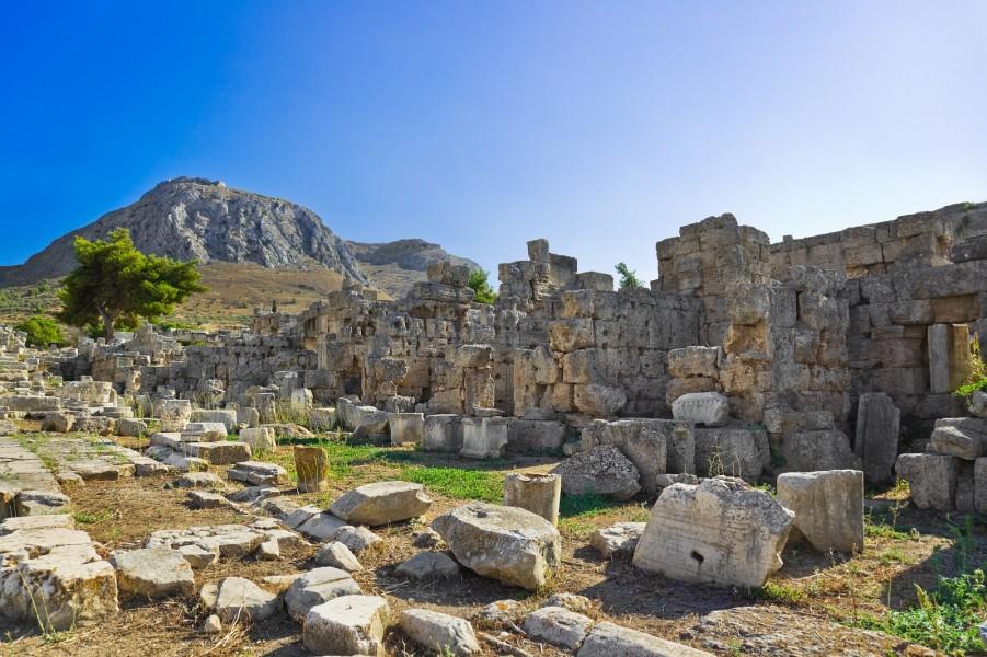 Yuki Tour » Ancient Corinth Tour
