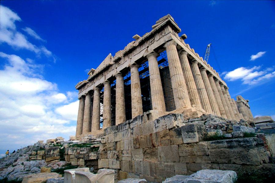 Греция достопримечательности фото
