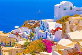 Colours Athens - Santorini