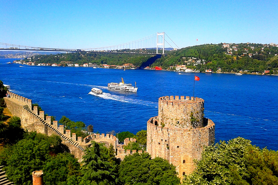 Magnificent Turkey and Cruise to Greek Islands