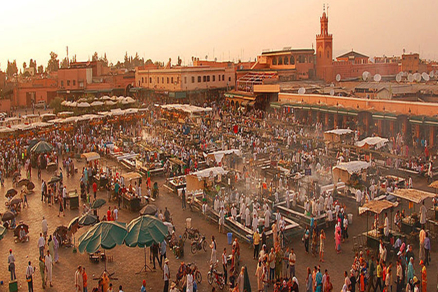 4-DAY FAMILY PACKAGE TOUR FROM CASABLANCA