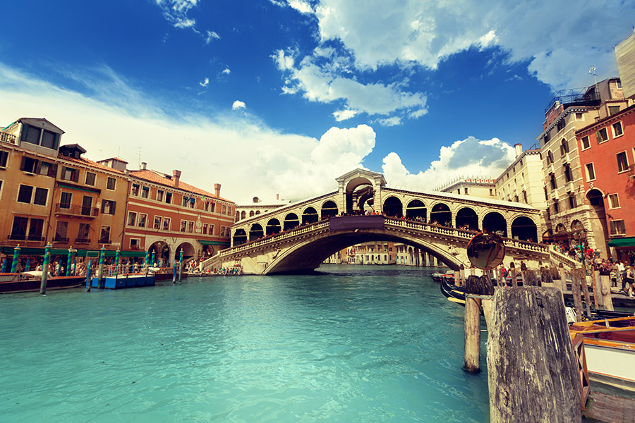 Exploring Italian Wonders from Venice to Florence Tour