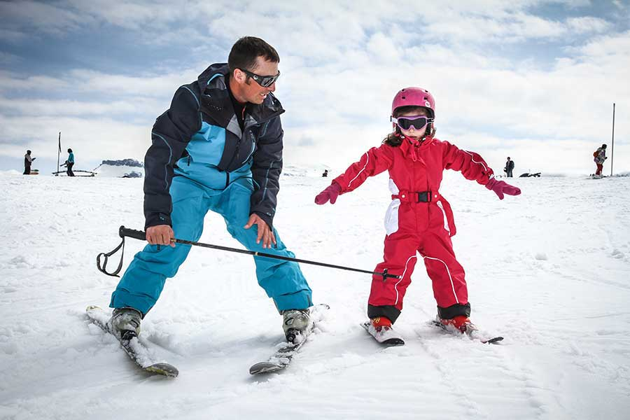 4 Days Ski Tour Package in Erciyes Ski Center