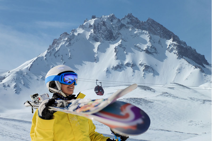 Turkey Winter Ski Packages