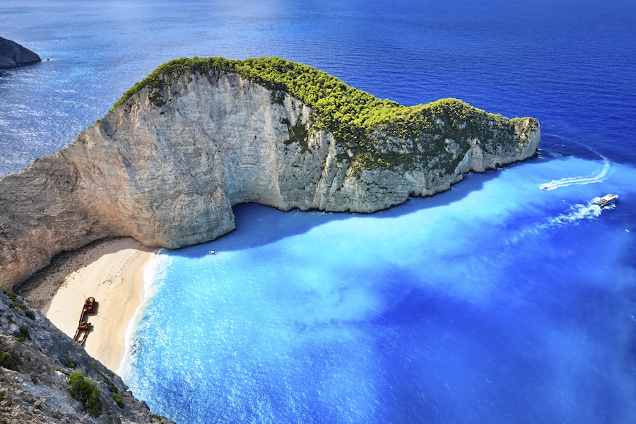 A Perfect Greece Vacation Package