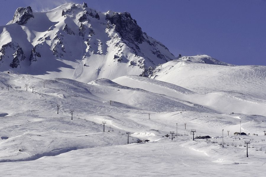 Erciyes skiing 1 day private tour